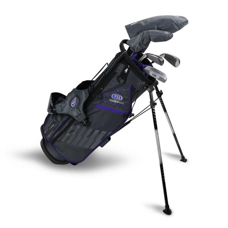 U S Kids Golf Ul54 5 Club Standard Club Set Complete Set Junior Golf Club At Globalgolf Com