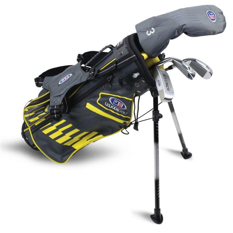 U S Kids Golf Ul42 4 Club Standard Club Set Complete Set Junior Golf Club At Globalgolf Com